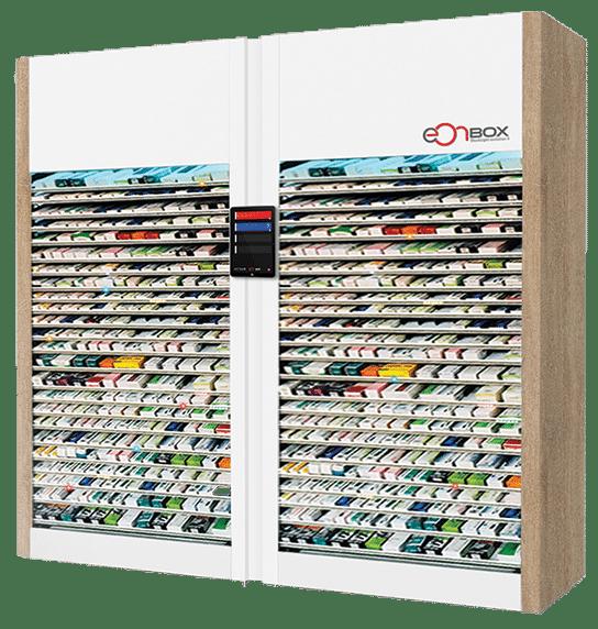 eOnbox - Ahorro de espacio en la farmacia